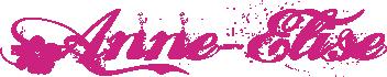 Anne-Elise's Site Logo